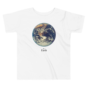 BuzzFeed Earth Earth Day Toddler T-Shirt