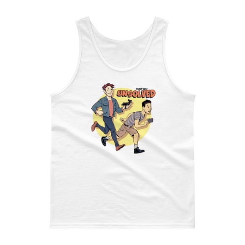 BuzzFeed Unsolved Saturday Morning Tank top