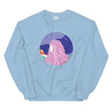 Load image into Gallery viewer, BuzzFeed Zodiac Virgo Design Sweatshirt