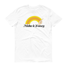 Load image into Gallery viewer, Make It Fancy Finger Wave T-Shirt