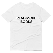 Load image into Gallery viewer, BuzzFeed Read More Books Book Day T-Shirt