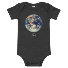 Load image into Gallery viewer, BuzzFeed Earth Earth Day Baby Onesie