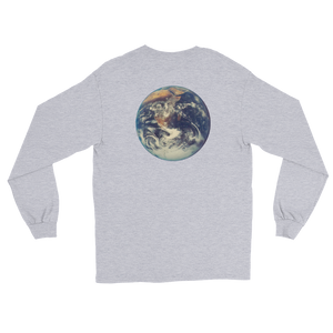 BuzzFeed Earth Earth Day 2-Sided Long Sleeve T-Shirt
