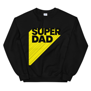 BuzzFeed Super Dad Father's Day Sweatshirt
