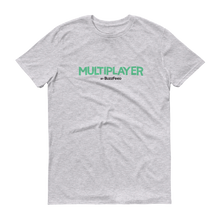 Load image into Gallery viewer, Multiplayer By BuzzFeed Logo T-Shirt