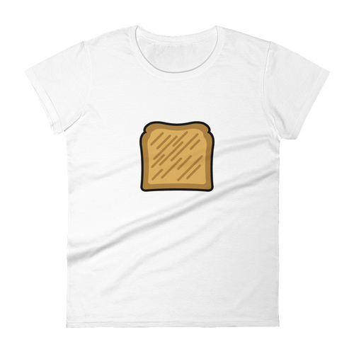 BuzzFeed Toast Slice Best Friend Day Women's T-Shirt