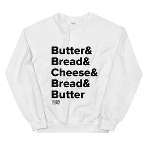 Tasty Grilled Cheese Recipe Sweatshirt