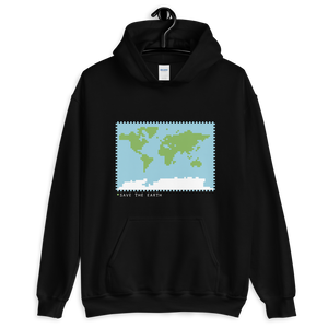 BuzzFeed Save The Earth Earth Day Hooded Sweatshirt