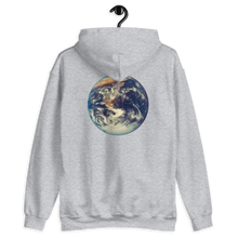 Load image into Gallery viewer, BuzzFeed Earth Earth Day 2-Sided Hooded Sweatshirt