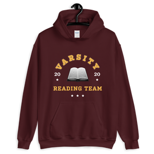 BuzzFeed Varsity Reading Team Book Day Hooded Sweatshirt