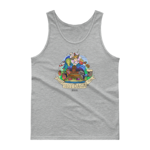 BuzzFeed Unsolved Hot Daga Saga Tank top