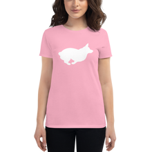 Load image into Gallery viewer, BuzzFeed Corgi Women's T-Shirt