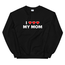 Load image into Gallery viewer, Multiplayer By BuzzFeed I Full Heart Mom Sweatshirt