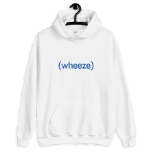 Load image into Gallery viewer, BuzzFeed Unsolved (wheeze) Hooded Sweatshirt