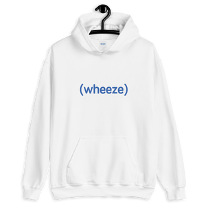 BuzzFeed Unsolved (wheeze) Hooded Sweatshirt