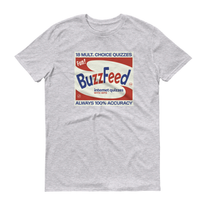 BuzzFeed Internet Quizzes T-Shirt