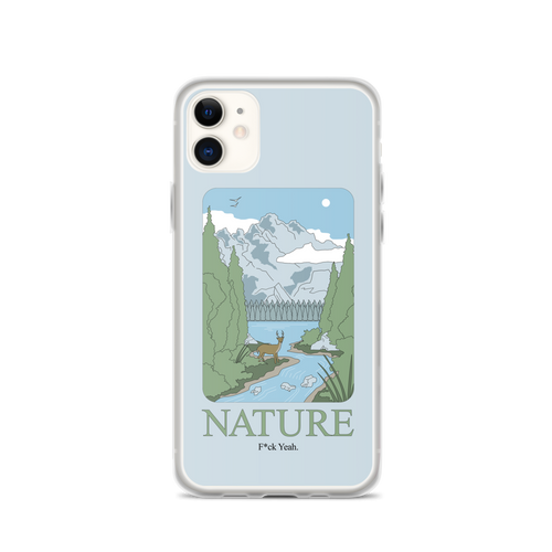 BuzzFeed Nature Earth Day iPhone Case