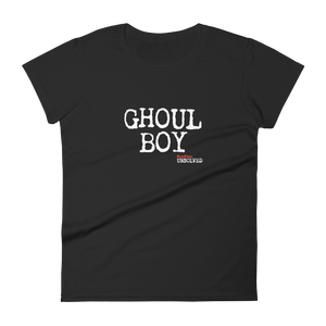 BuzzFeed Unsolved Ghoul Boy Women's T-Shirt