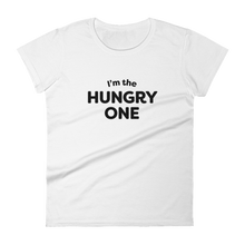 Load image into Gallery viewer, Mom In Progress Hungry One Women's T-Shirt