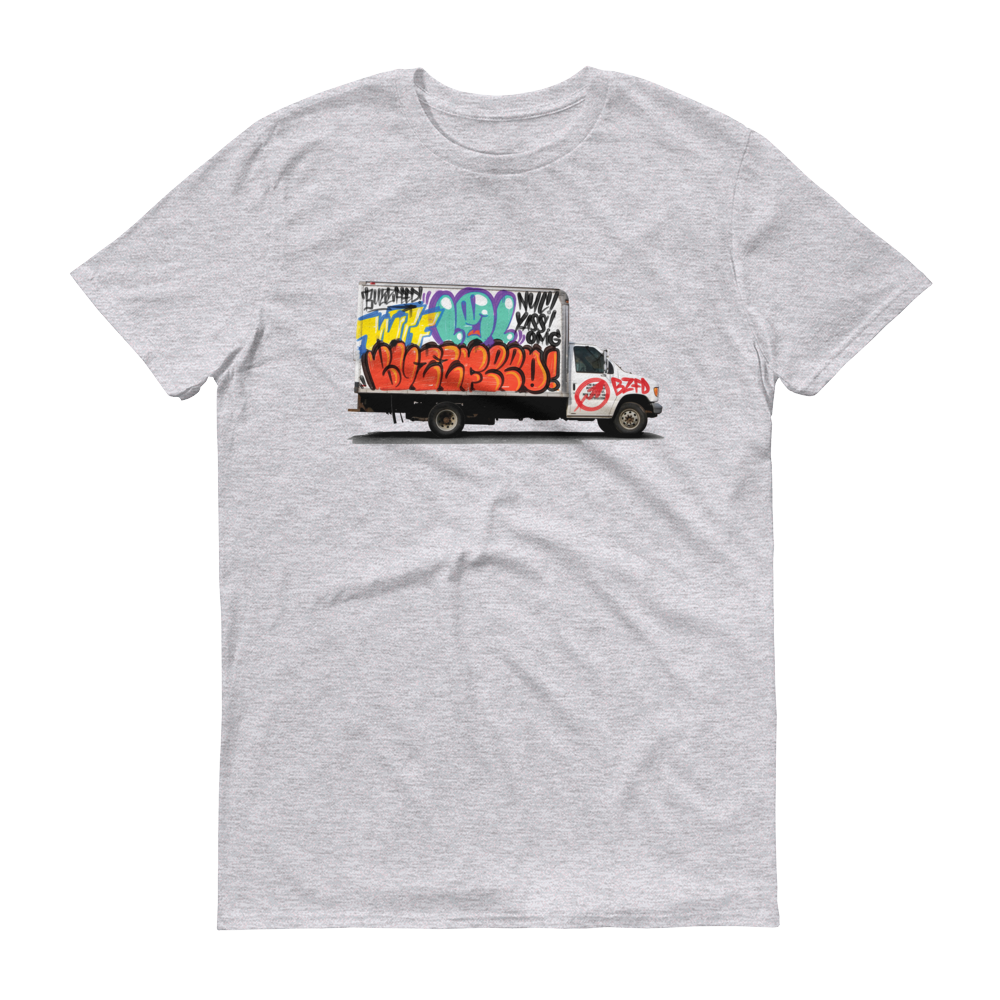 BuzzFeed LOL Graffiti Truck T-Shirt