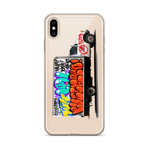 BuzzFeed Graffiti Truck iPhone Case