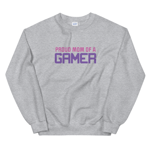 Multiplayer By BuzzFeed Proud Mom Gamer Sweatshirt