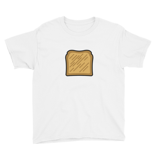 BuzzFeed Toast Slice Best Friend Day Youth T-Shirt