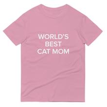 Load image into Gallery viewer, BuzzFeed Cat Mom Mother's Day T-Shirt