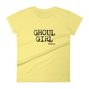 BuzzFeed Unsolved Ghoul Girl Women's T-Shirt