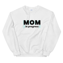 Load image into Gallery viewer, Mom In Progress Logo Sweatshirt