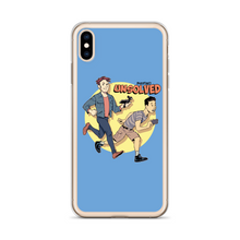 Load image into Gallery viewer, BuzzFeed Unsolved Saturday Morning iPhone Case