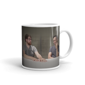 BuzzFeed Unsolved Supernatural Season 1 Mug