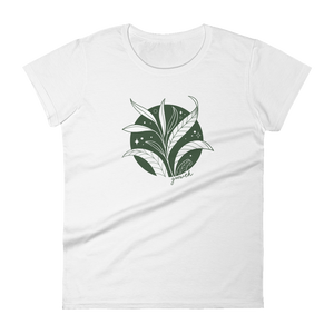 Goodful Growth Plant Women's T-Shirt