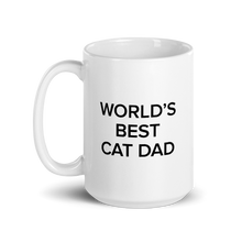 Load image into Gallery viewer, BuzzFeed Cat Dad Father's Day Mug