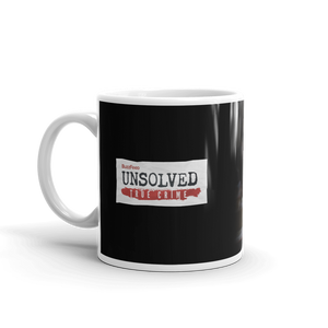 BuzzFeed Unsolved True Crime Season 2 Mug