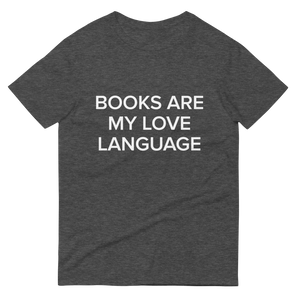 BuzzFeed Love Language Book Day T-Shirt