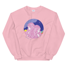 Load image into Gallery viewer, BuzzFeed Zodiac Gemini Design Sweatshirt