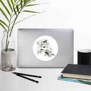 Goodful Capricorn Zodiac Sticker