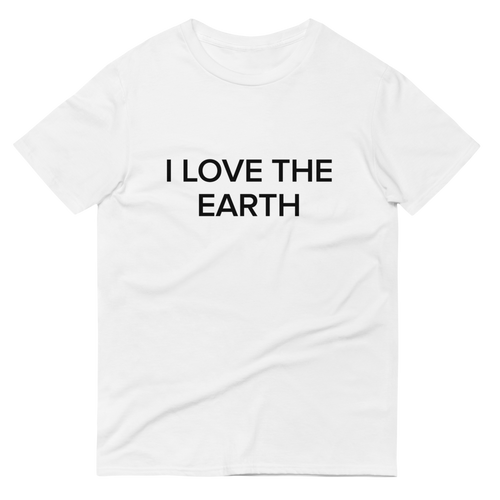 BuzzFeed I Love The Earth Earth Day T-Shirt