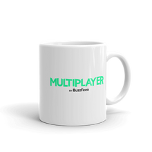 Load image into Gallery viewer, Multiplayer By BuzzFeed MVP Emote Mug