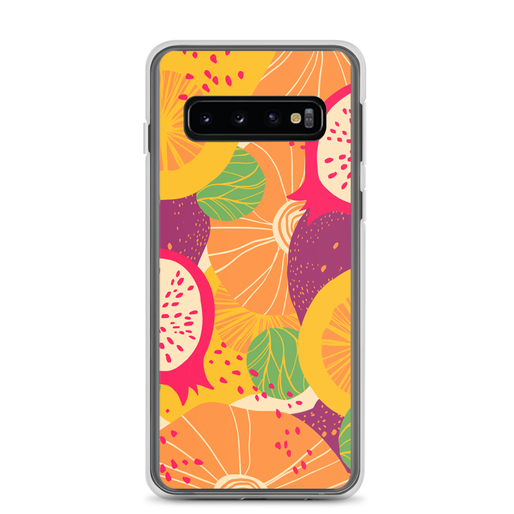 Tasty Citrus Fruit Samsung Phone Case