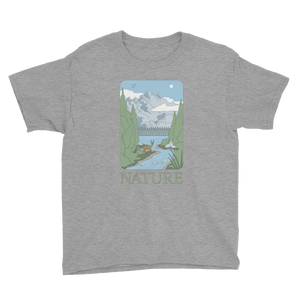 BuzzFeed Nature Earth Day Youth T-Shirt