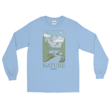 Load image into Gallery viewer, BuzzFeed Nature Earth Day Long Sleeve T-Shirt