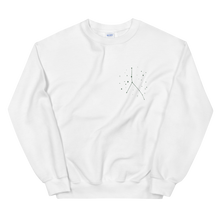 Load image into Gallery viewer, Goodful Cancer Zodiac Sweatshirt