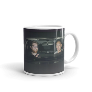 BuzzFeed Unsolved True Crime Season 1 Mug