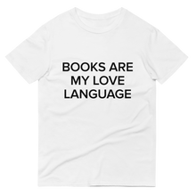 Load image into Gallery viewer, BuzzFeed Love Language Book Day T-Shirt