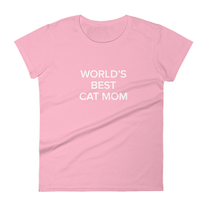 BuzzFeed Cat Mom Mother's Day Women's T-Shirt