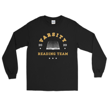 Load image into Gallery viewer, BuzzFeed Varsity Reading Team Book Day Long Sleeve T-Shirt