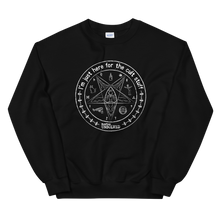 Load image into Gallery viewer, BuzzFeed Unsolved Cult Stuff Sweatshirt