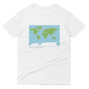 BuzzFeed Save The Earth Earth Day T-Shirt